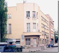 Building of the Radio Novi Sad